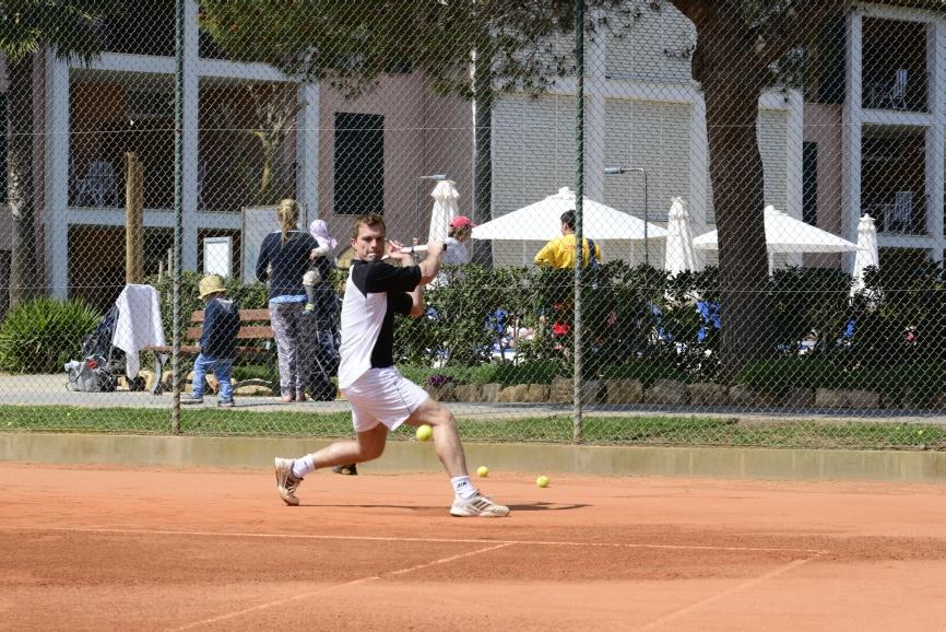 Tennisreise Mallorca 2015